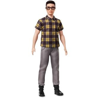 """Chill in Check"" Ken Doll"